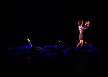 i (2011) Choreographed by David Marchant and cast Photo credit: David Marchant