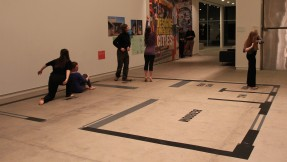 Friday Nights at the Kemper Response to Design for the Other 90%: Cities (2012) Improvisation directed by David Marchant