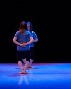 Out of Isolation (2011) Choreographed by Allison Hellmers